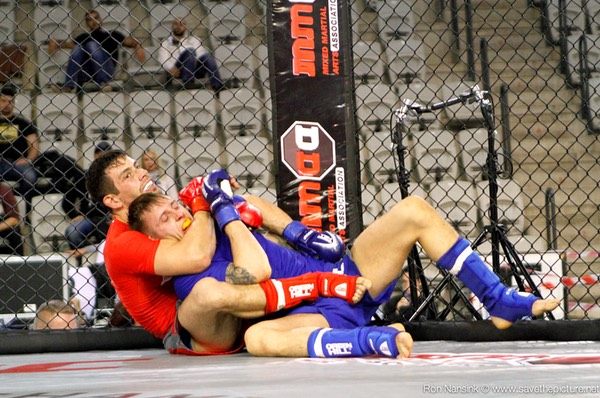 IMMAF MMA action photos 10