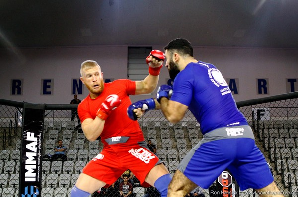 IMMAF MMA action photos 11