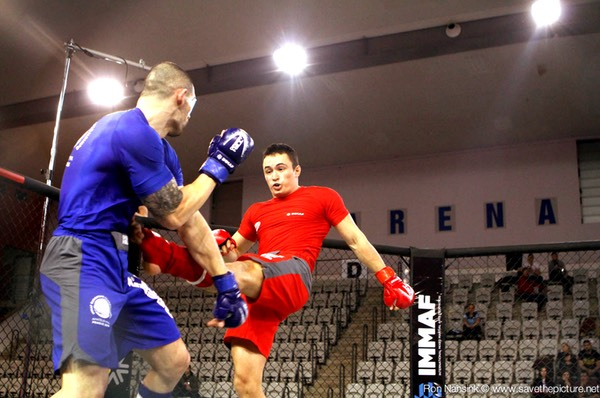 IMMAF MMA action photos 13