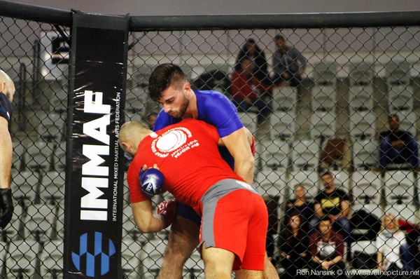 IMMAF MMA action photos 16
