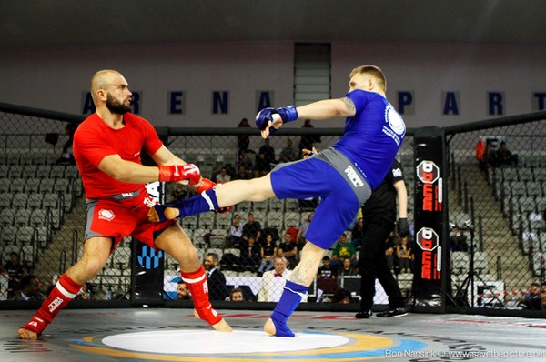 IMMAF MMA action photos 45