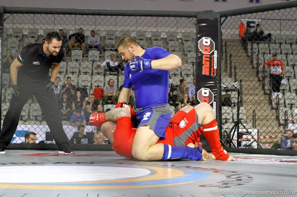 IMMAF MMA action photos 48