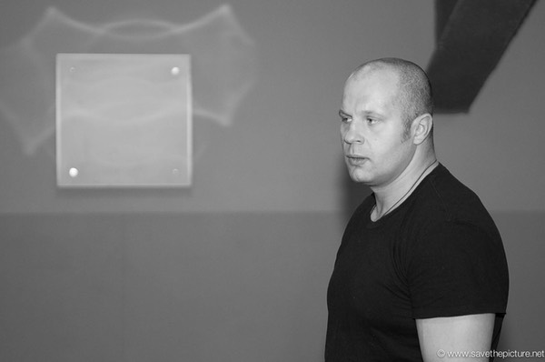 Fedor Emelianenko  observing
