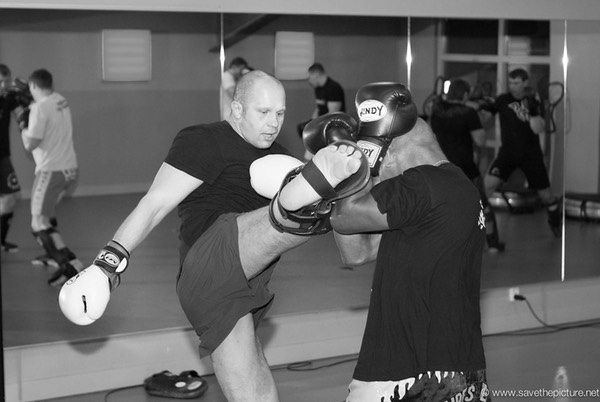 Fedor Emelianenko  Special Sports