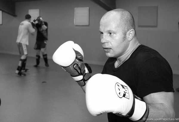 Fedor Emelianenko concentration