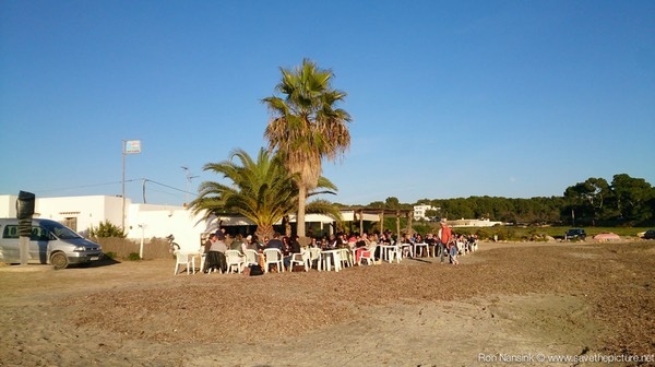 Ibiza retreats Natural Tuning and Detox restaurant