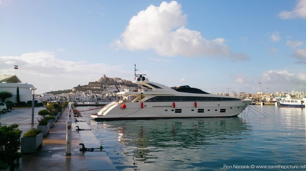 Ibiza retreats Natural Tuning luxury yachts
