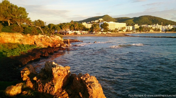 Ibiza retreats Natural Tuning seaside hiking