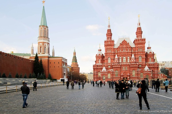 Moscow redsquare