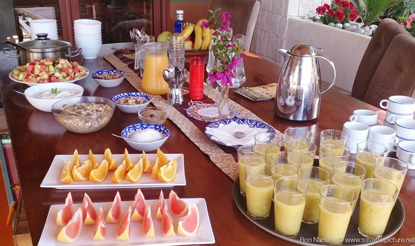TheFeel foodies by Nadja Kotrchova, healthy breakfast at Casa gazebo