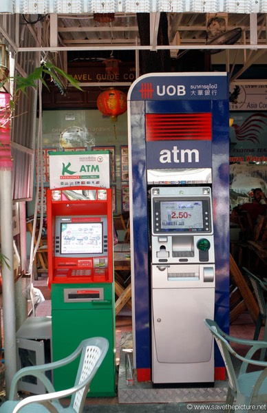 Bangkok ATM Machine 18