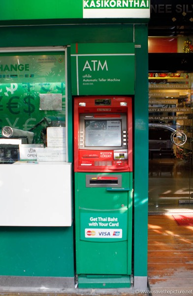 Bangkok ATM Machine 15