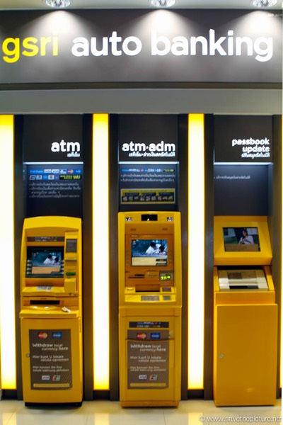 Bangkok ATM Machine 11