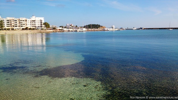 Ibiza retreats Natural Tuning cristal clear water